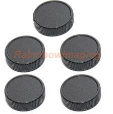 5 pcs x Lens Rear Cap for Leica M Camera M6 M8 M7 M5 M9 M10 Ricoh GXR Mount A12
