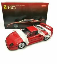 Ferrari F40 1/12 Kyosho Die-cast scale car series Red model vehicle with Box