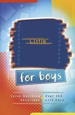 NEW - God's Little Devotional Book for Boys by Cook, David C