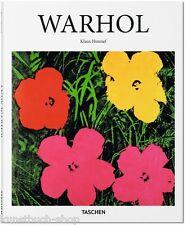 Fachbuch Andy Warhol, Kunst als Kommerz, Campbell und Brillo, Hardcover, OVP NEU