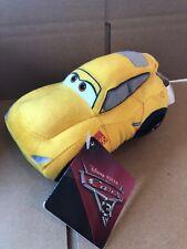 DISNEY CARS - Cars 3 - Cruz Ramirez - Plush Toy - Small - Combined Postage
