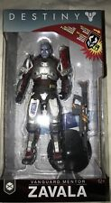 Destiny 2 Zavala Collectible Action Figure McFarlane Toys In Hand No Emblem!