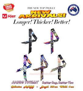 NEW AMIGO Multi-Use Mini Scarf Twilly Wrist Headband Bag Ribbon Bow Wrap JJBEFGH
