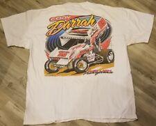 Cody Darrah Shirt Used Size XL 410 Sprint Car Outlaw Williams Grove