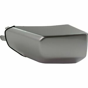 New Bumper End Silver Fits 2007-2014 Toyota FJ Cruiser Front Left Side TO1004174