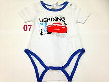 Disney Baby Boys Girls Bodysuits Jumpsuit Baby grows rompers newborn-23 months