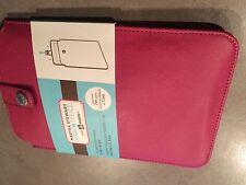Martha Stewart pink 7in tablet case Brand new