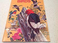 BIRDS BOOK FULL OF GREAT INFORMATION BEST SELLER COLLECTORS BARGAIN