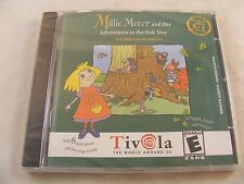 Millie Meter and Her Adventures in the Oak Tree - CD Rom - New - Childrens Game
