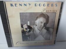 KENNY ROGERS ~ TIMEPIECE ~ ORCHESTRAL SESSIONS WITH DAVID FOSTER ~ 1994 NEW CD