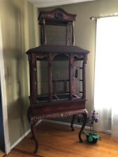 Antique Vintage 2 two Story Large Victorian Bird Cage never used display only