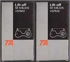 2 x Original Korrekturband TA Triumph Adler SE 505 510 515 520 525 Gruppe 305