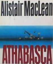 Athabasca -Alistair MacLean Audio Book MP 3 CD Unabridged 7 Hrs