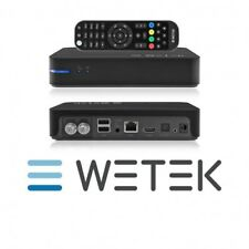 WeTek Play 2 4K Android Kodi Media Player Single DVB-C/T2 Tuner Original/Genuine