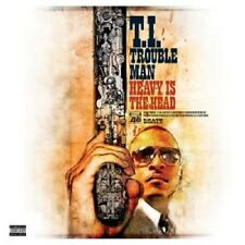 T.I. - Trouble Man-Heavy is the Head cd hiphop rap mainstream NUOVO