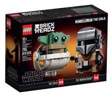 Lego Brickheadz - Mandalorian The Child - 75317 - New - BNISB - AU