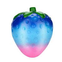 1PCS Jumbo Kawaii Galaxy Strawberry Duft Slow Rising Spielzeug Squeeze Spielzeug
