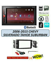 2006-2015 CHEVROLET SILVERADO TAHOE Digital Media Receiver TOUCHSCREEN BLUETOOTH