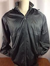 Phenix Norway Norge Alpine Ski Hooded Jacket Mens Gray Size Large