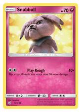 Snubbull 15/18 Holo Pokemon Card - Detective Pikachu TCG - Brand New & Mint