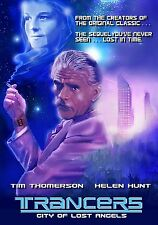 TRANCERS: CITY OF LOST ANGELS di Charles Band DVD in Inglese NEW .cp
