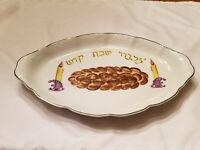 Vintage Challah Plate Arpo