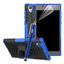 Sony Xperia L1 Case Experia Strong Hybrid Heavy Duty Shockproof Hard Stand Cover