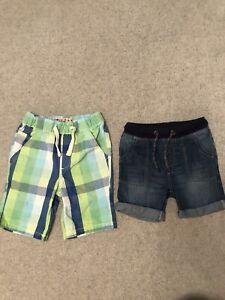 Boys Shorts Age 18-24 Months Bundle