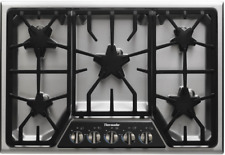 "Thermador Sgsx305Fs Masterpiece Series 30"" Gas Cooktop with 5 Star Burners"