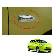 Side Lamp Light Cover Chrome V1 2 Pc Fit Mitsubishi Mirage Space Star 2012 - 15