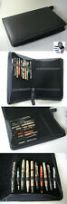 Kaweco Fountain Pen Holder Leather Presentation For 40 Writing Instruments #