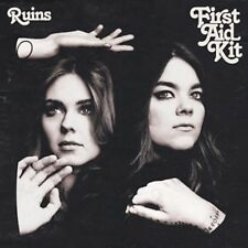 2018 First Aid Kit Performer Ruins Audio CD