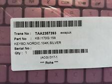Original Keyboard Tastatur Packard Bell EasyNote LX86 TX86 NORDIC