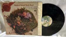 Manfred Mann's Earth Band LP The Good Earth WB BS 2826 1974