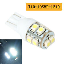 20Pcs T10 1210 10SMD Car Interior LED Bulbs License Plate Lights Reading Lamps