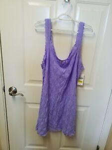 Hanky Panky Hyacinth lace chemise 3x