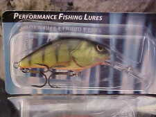 """Salmo Hornet Sinking H6S HP 2 1/2"""" in HOT PERCH for Bass/Walleye/Pickerel Lure"""