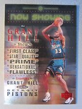 *Rare* 1999-00 Upper Deck Now Showing #NS8 Grant Hill
