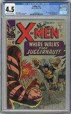1965 X-Men 13 CGC 4.5 2nd Juggernaut