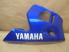 1999-2002 Yamaha R6, right bottom belly fairing, right plastic body work, OEM