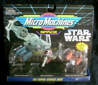 NEW VINTAGE STAR WARS MICRO MACHINES SPACE GALOOB 1994 65860 EMPIRE STRIKES BACK