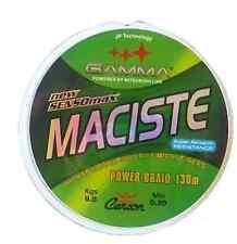 NEW SENSOMAX MACISTE TRECCIATO 0.18mm PESCA SPINNING MARE LAGO TRECCIA 16 LIBBRE