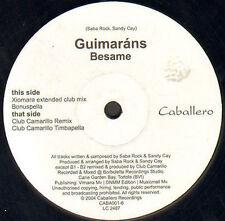 GUIMARANS - Besame - Caballero