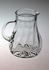 Klassischer Weinkrug Glas Krug Salzburg 1 Liter