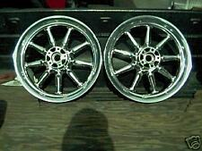 Harley Davidson electraglide road king FLH ulta wheels polish EXCHANGE