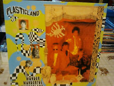 "plasticland""a wonder wonderful..""lp12"".enigma:2063.1.de 1986.psychédélique rock"