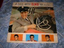 ELVIS PRESLEY - A date with Elvis     LP