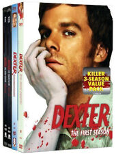 Dexter - Series 1-3 - Complete (DVD x 12, REGION 1 and 4, In individual cases)