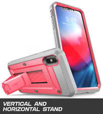 """For iPhone Xs Max 6.5"""" Case Cover, SUPCASE UB Pro w/ Screen Protector Kickstand"""