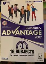 Encore Elementary Advantage 2007